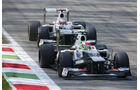 Sauber GP Italien 2012
