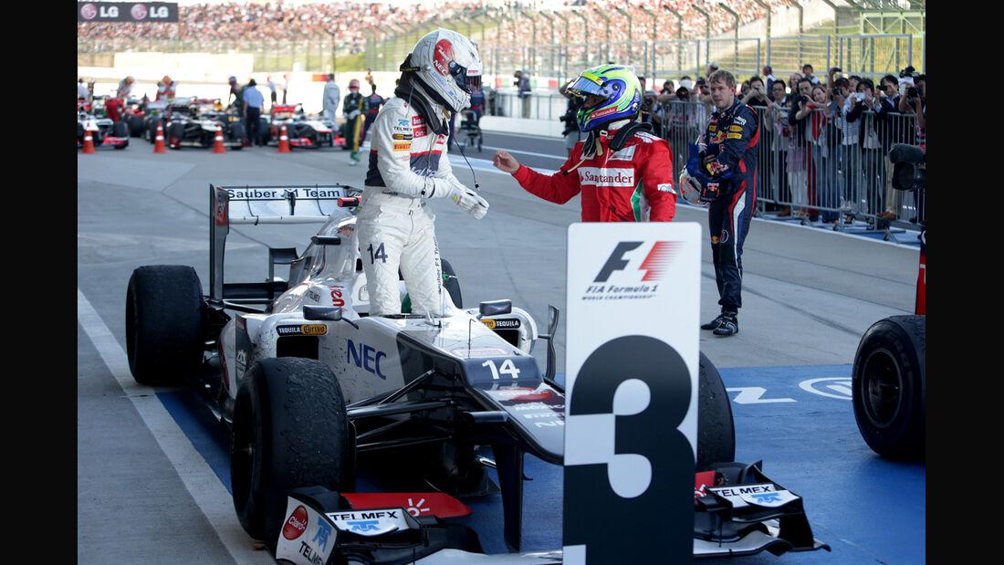 Sauber GP Japan 2012