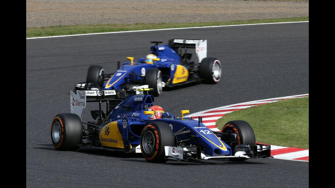 Sauber - GP Japan 2015