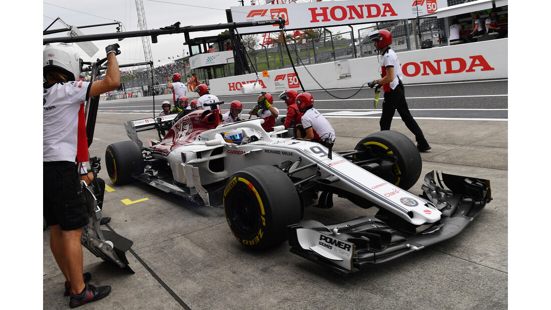 Sauber - GP Japan 2018