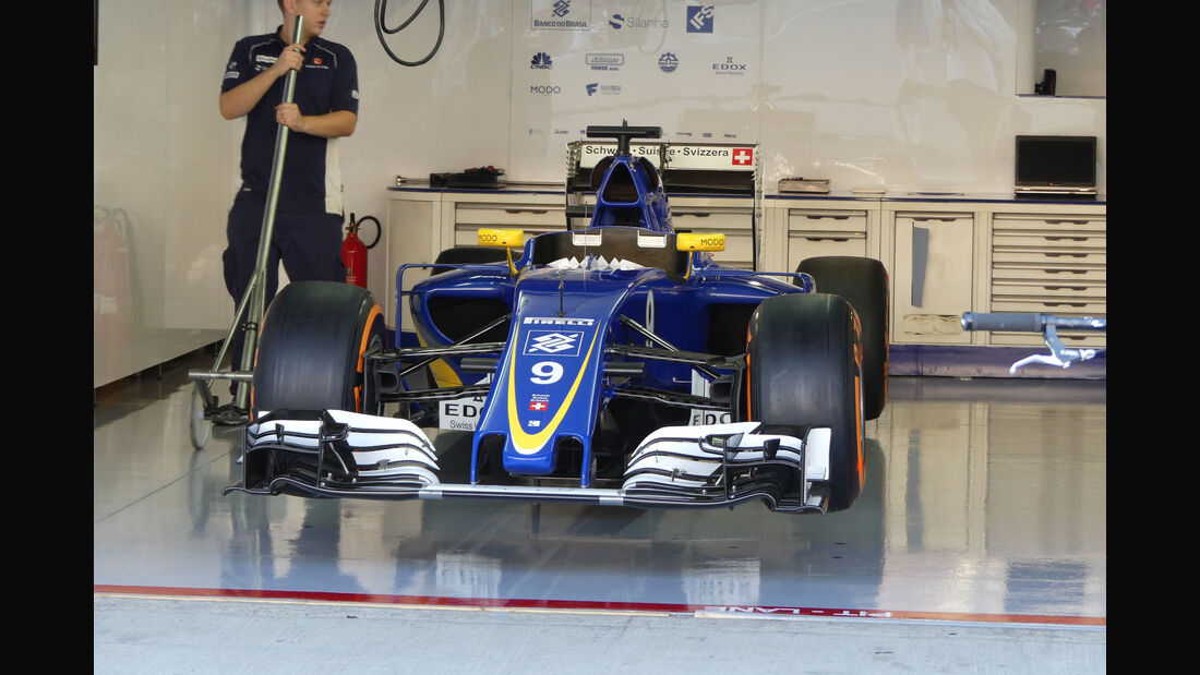 Sauber - GP Japan - Suzuka - Donnerstag - 6.10.2016
