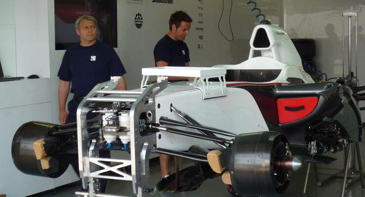 Sauber GP Kanada 2010