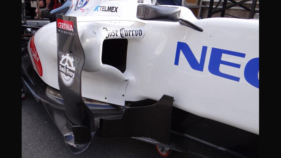 Sauber GP Kanada 2012