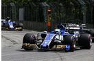 Sauber - GP Kanada - Formel 1 - 2017