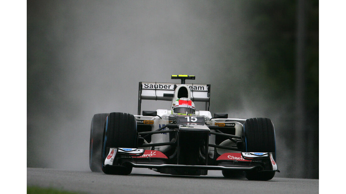 Sauber GP Malaysia 2012