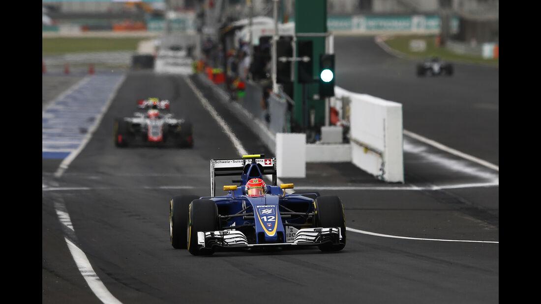 Sauber - GP Malaysia 2016