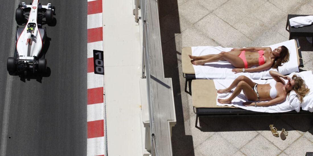 Sauber GP Monaco 2011
