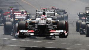 Sauber GP Monaco 2012