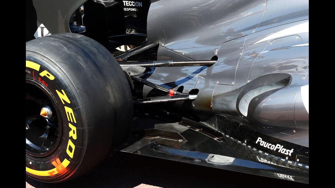 Sauber GP Monaco 2013