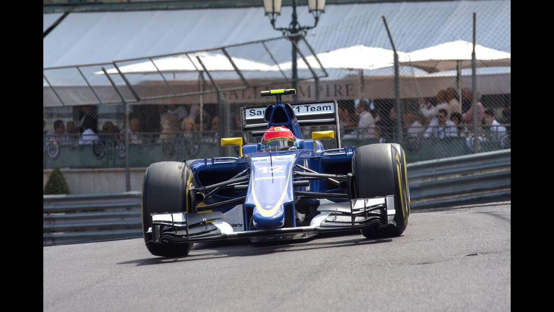 Sauber - GP Monaco 2015