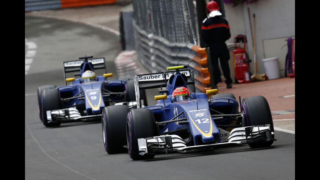 Sauber - GP Monaco 2016