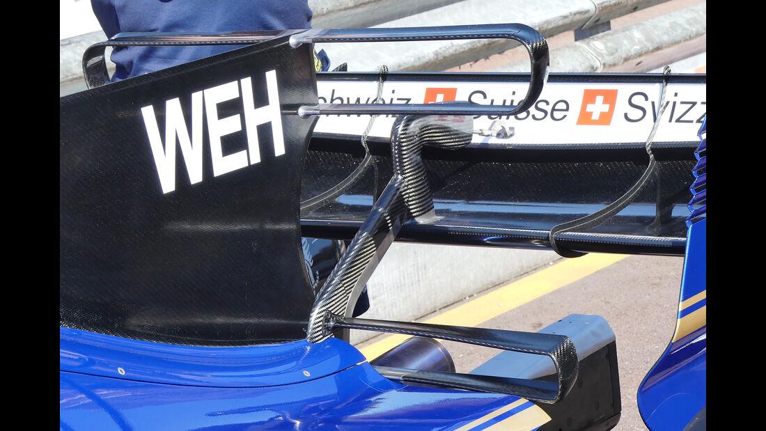 Sauber - GP Monaco - Formel 1 - 14. Mai 2017
