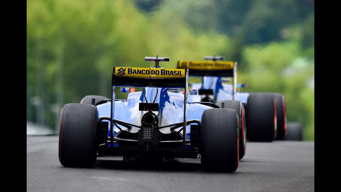Sauber - GP Österreich 2016