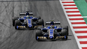 Sauber - GP Österreich - 2017