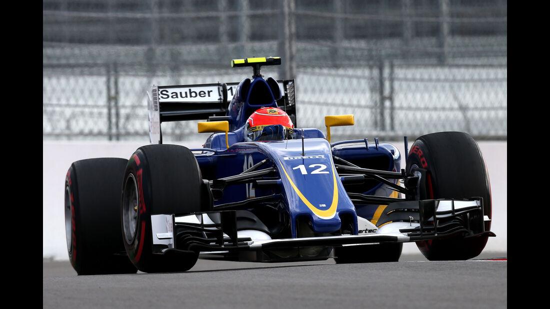 Sauber - GP Russland 2015
