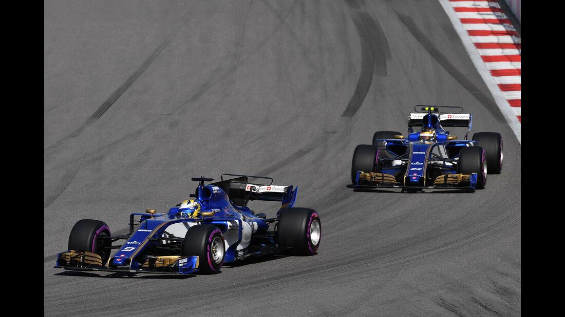 Sauber - GP Russland 2017