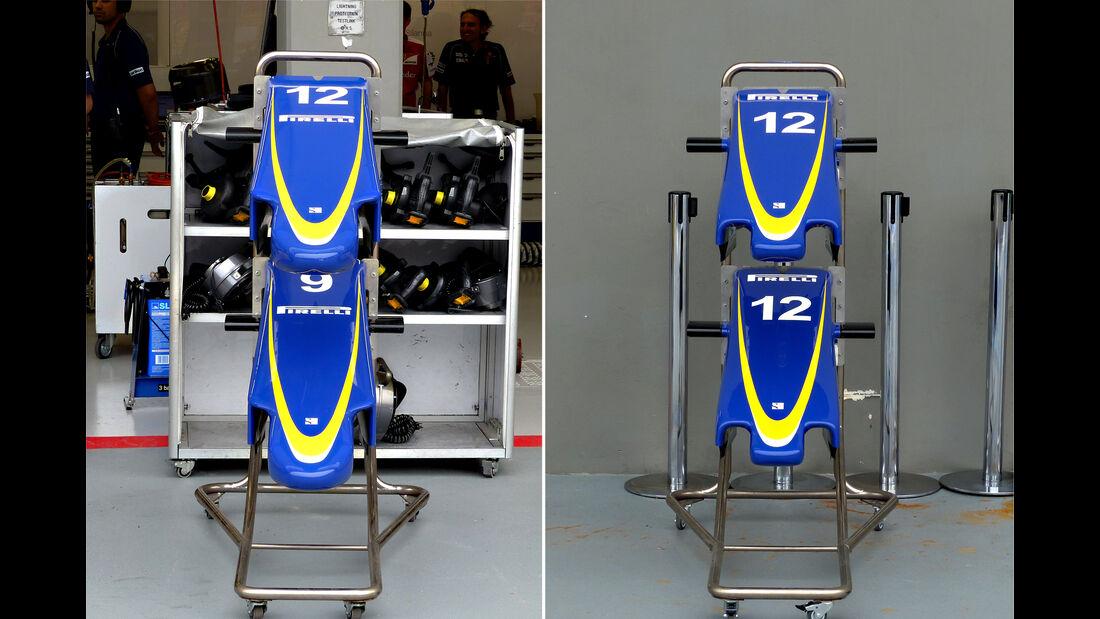 Sauber - GP Singapur - Formel 1