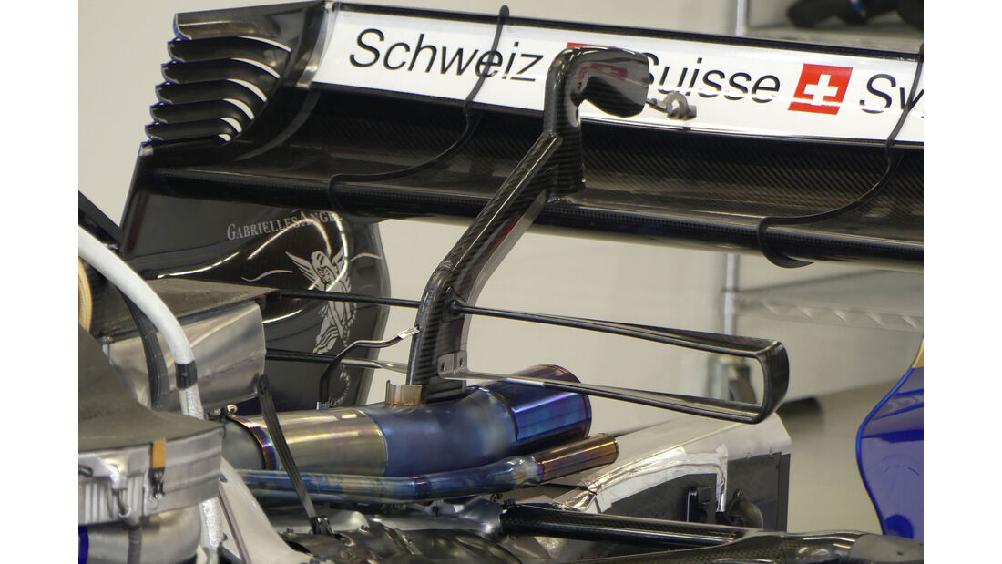 Sauber - GP Singapur - Formel 1 - Freitag - 15.9.2017
