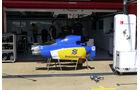Sauber - GP Spanien - Barcelona - Donnerstag - 7.5.2015