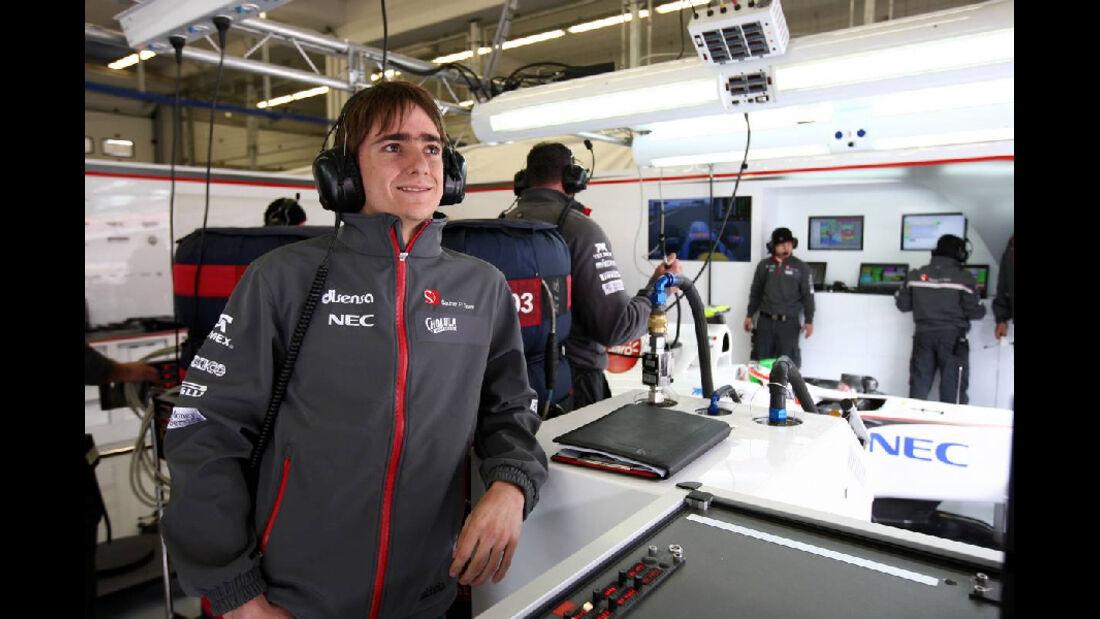 Sauber GP Türkei 2011