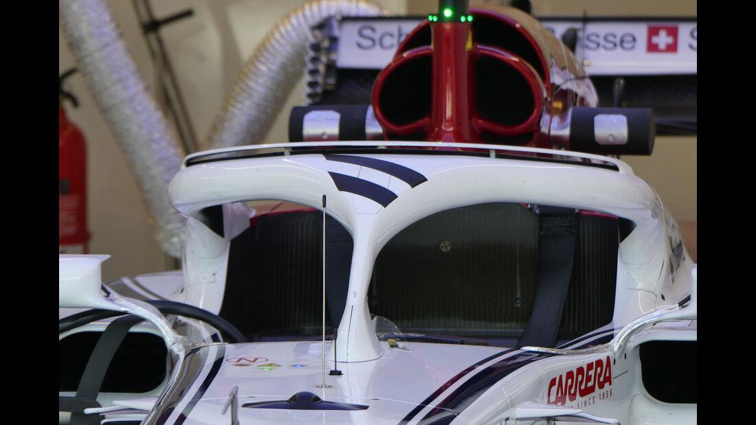 Sauber - GP Ungarn - Budapest - Formel 1 - Freitag - 27.7.2018