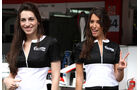 Sauber-Girls GP Spanien 2011