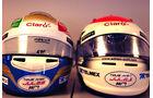 Sauber - Jules Bianchi-Tribute - GP Russland 2014