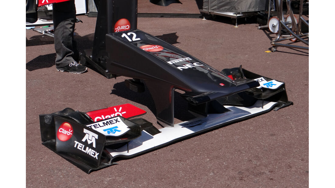 Sauber Kamera - Formel 1 - GP Monaco - 22. Mai 2013