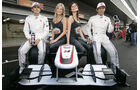 Sauber Mad Croc-Girls