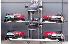 Sauber Nase - Formel 1 - GP England - 27. Juni 2013