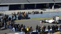 Sauber-Präsentation - Jerez 2012