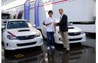 Sauber Subaru Impreza Emil Frey Perez
