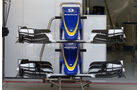 Sauber - Technik - GP China / GP Bahrain - Formel 1 - 2015