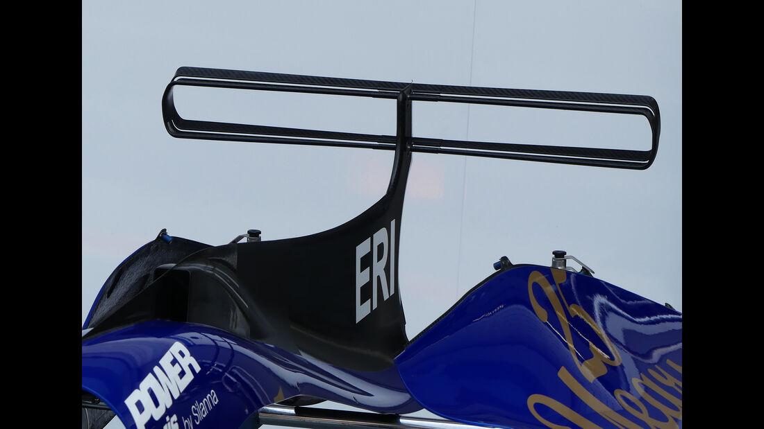 Sauber - Technik - GP Singapur 2017