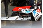 Sauber - Young Drivers Test - Abu Dhabi - 7.11.2012