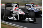 Sauber und Williams