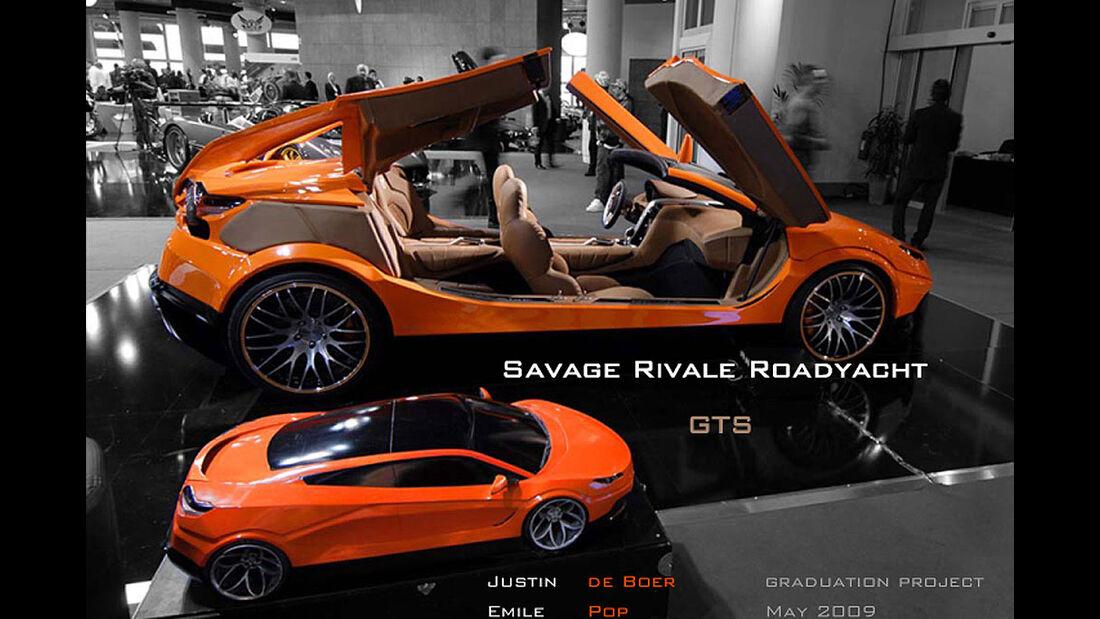 Savage Rivale Roadyacht, 2009