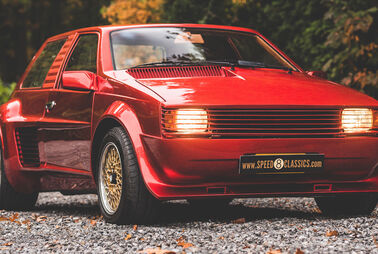 Hot Hatch mit Ferrari-V8