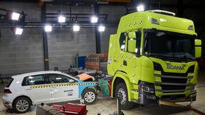 Scania Crashtest