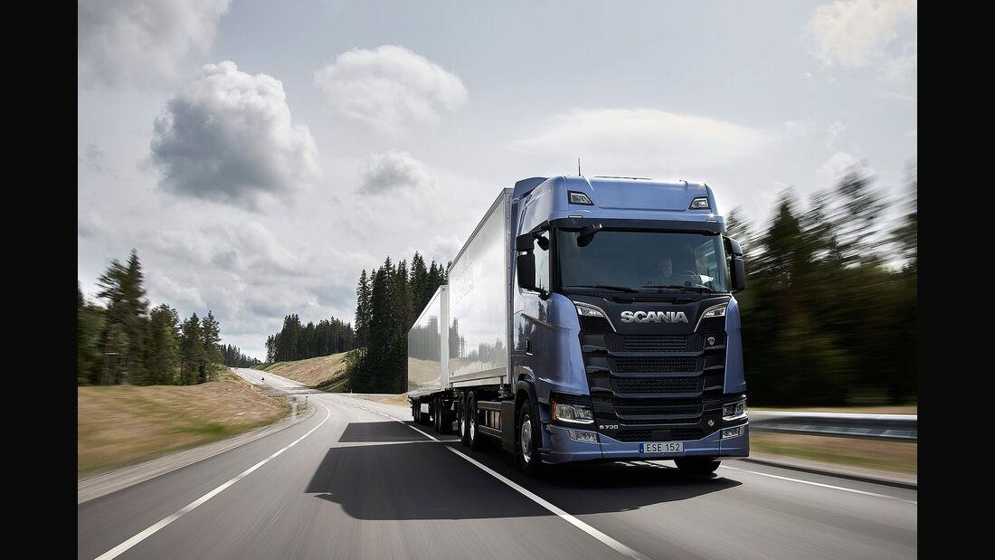 Scania LKW  IAA 2016