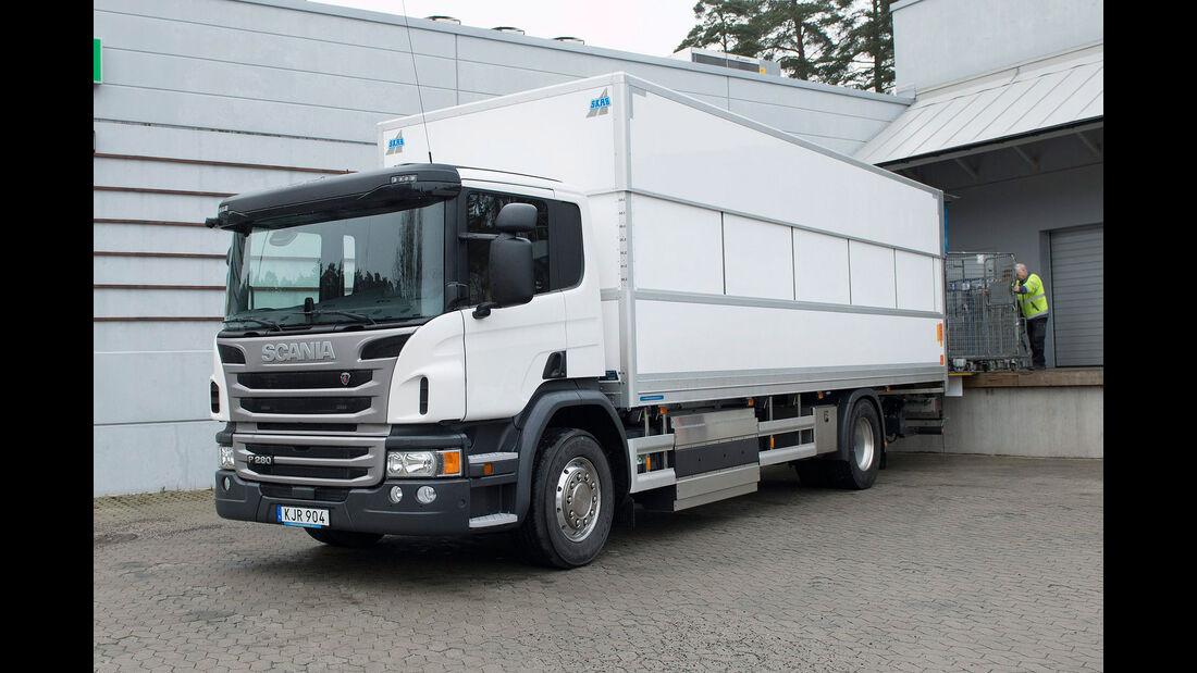 Scania P-Serie LKW