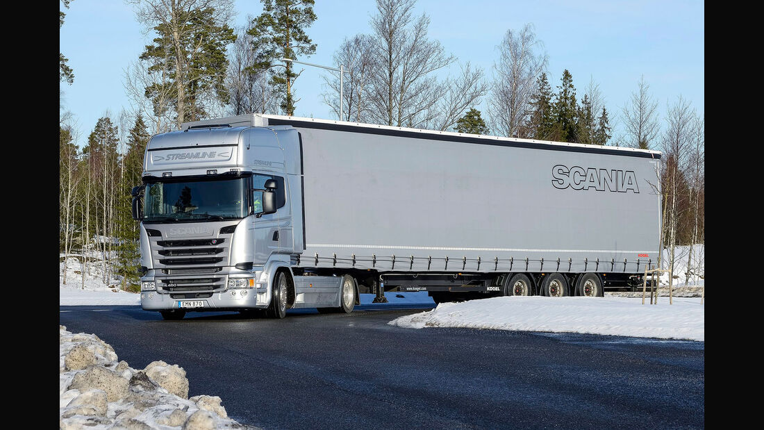 Scania R-Serie LKW
