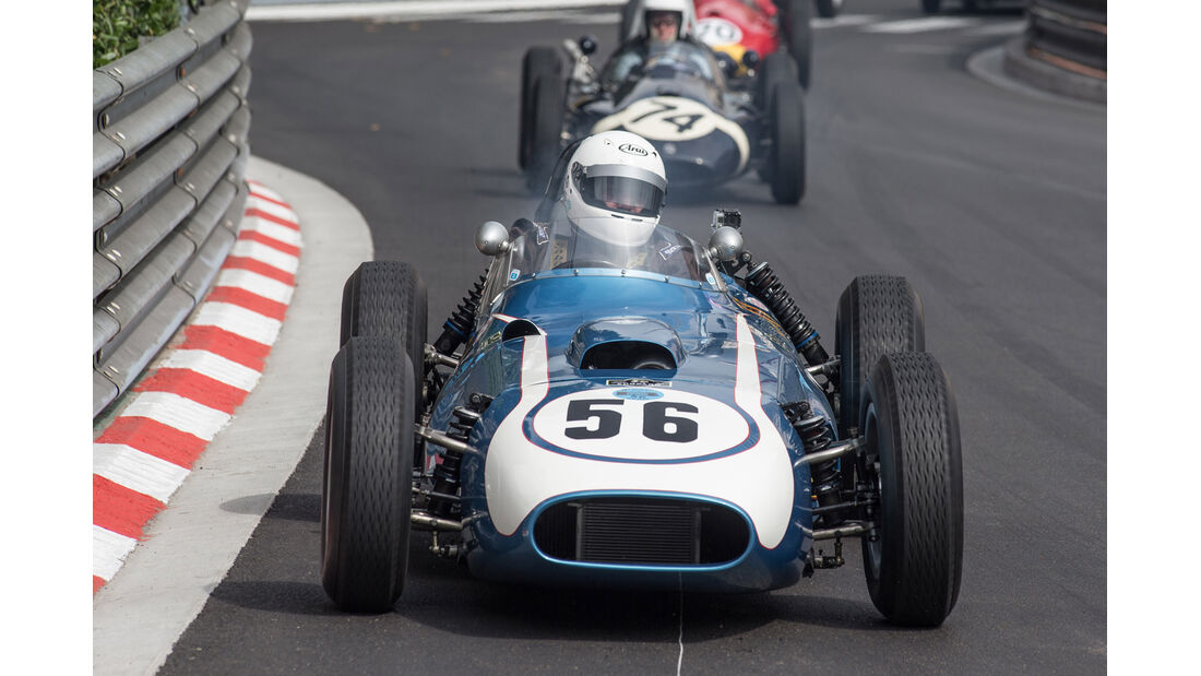Scarab S4 - Formel 1 - 1960