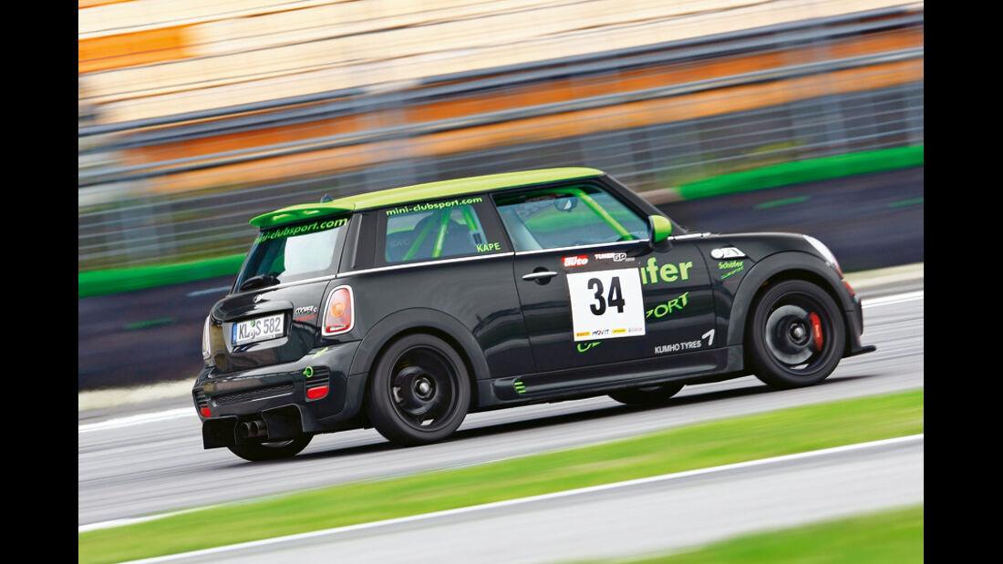 Schäfer-Mini Cooper S CS