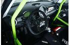 Schäfer-Mini Cooper S Clubsport, Cockpit