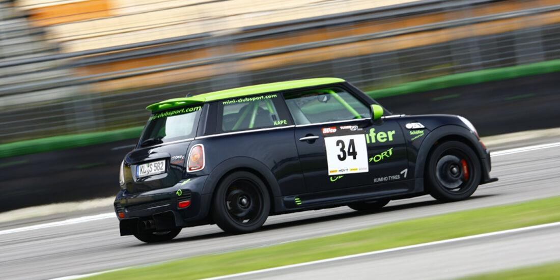 Schäfer-Mini Cooper S Clubsport