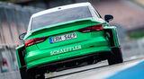 Schaeffler 4ePerformance Elektro-Hypercar Rennwagen Hockenheim Fahrbericht