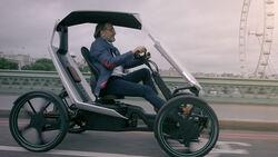 Schaeffler Bio-Hybrid Elektro Fahrzeug