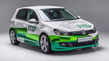 Schaeffler Step 2 Konzeptfahrzeug VW Golf