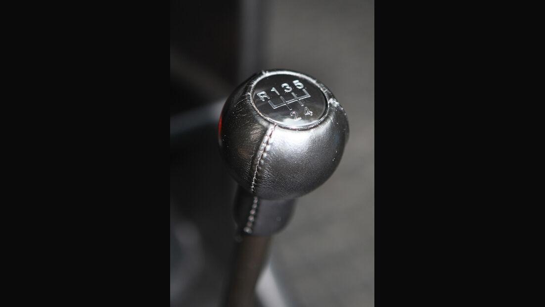Schalthebel des VW Polo G40